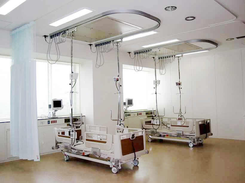 Intensive Care Unit Air Water Safety Service Inc